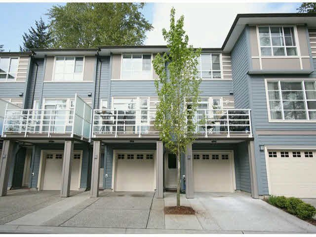 Main Photo: 65 15405 31ST Avenue in Surrey: King George Corridor Townhouse for sale (South Surrey White Rock)  : MLS®# F1434194