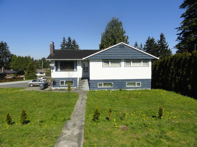 Main Photo: 12913 98TH Avenue in Surrey: Cedar Hills House for sale (North Surrey)  : MLS®# F1437457