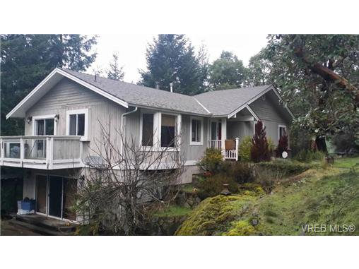 Main Photo: 586 Michael Rd in VICTORIA: Hi Eastern Highlands House for sale (Highlands)  : MLS®# 717950