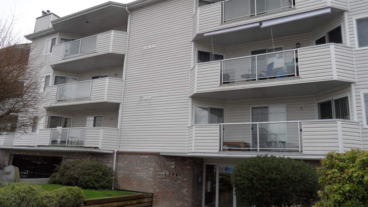 "Main Photo: 308 11963 223 Street in Maple Ridge: West Central Condo for sale in ""THE DORCHESTER"" : MLS®# R2043172"
