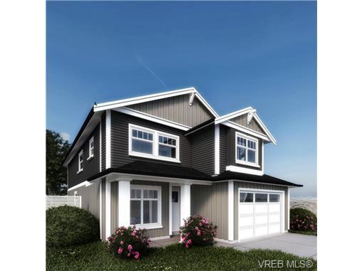Main Photo: 193 Bellamy Link in VICTORIA: La Thetis Heights Single Family Detached for sale (Langford)  : MLS®# 364913