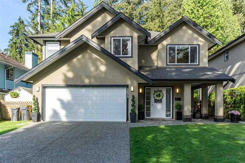 "Main Photo: 3873 CLEMATIS Crescent in Port Coquitlam: Oxford Heights House for sale in ""OXFORD HEIGHTS"" : MLS®# R2069640"