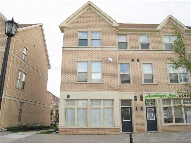 Main Photo: 71 Cathedral High Street in Markham: Victoria Square House (3-Storey) for sale : MLS®# N3581638