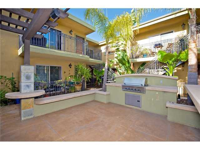 Main Photo: NORMAL HEIGHTS Condo for sale : 2 bedrooms : 4548 Hawley #9 in San Diego