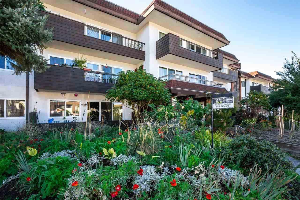Main Photo: 204 13530 HILTON Road in Surrey: Bolivar Heights Condo for sale (North Surrey)  : MLS®# R2145652