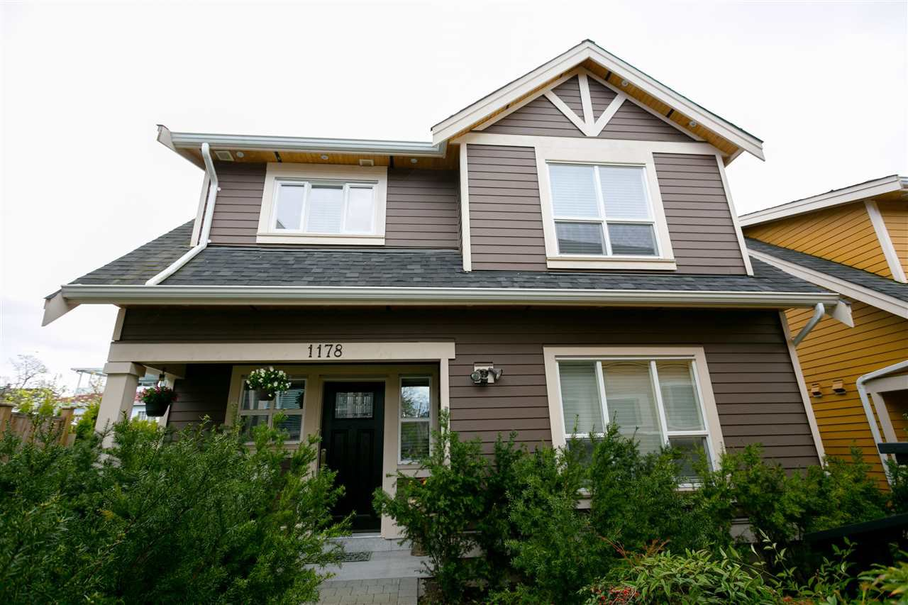 Main Photo: 1178 E KING EDWARD Avenue in Vancouver: Knight Townhouse for sale (Vancouver East)  : MLS®# R2158743