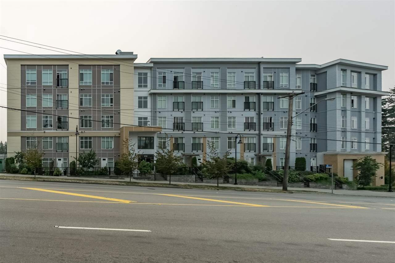 "Main Photo: 413 13728 108 Avenue in Surrey: Whalley Condo for sale in ""QUATTRO 3"" (North Surrey)  : MLS®# R2204524"