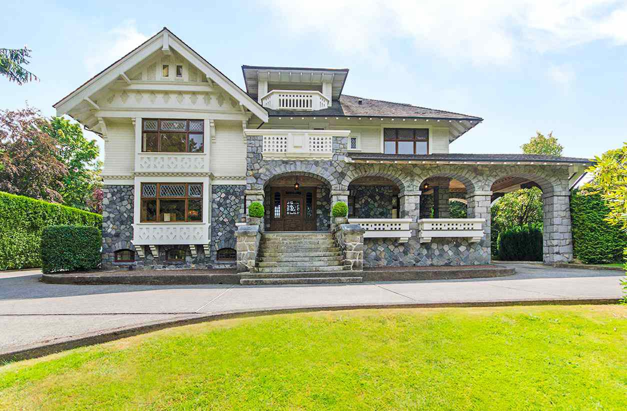 Main Photo:  in Vancouver: Shaughnessy House for sale (Vancouver West)  : MLS®# R2227930
