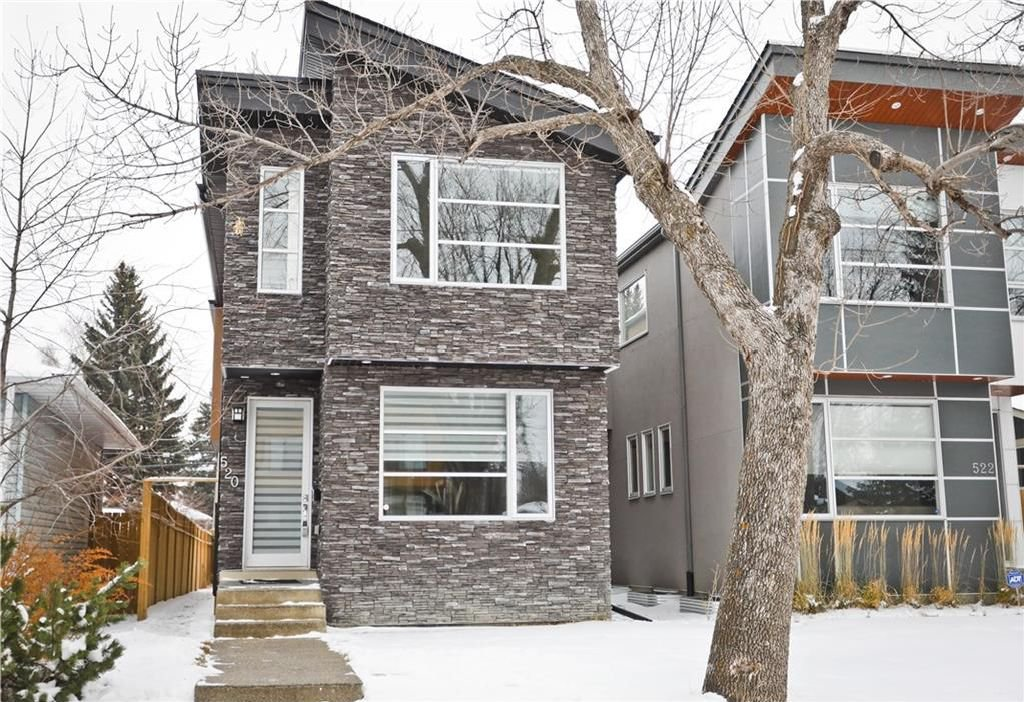Main Photo: 520 37 ST SW in Calgary: Spruce Cliff House for sale : MLS®# C4144471