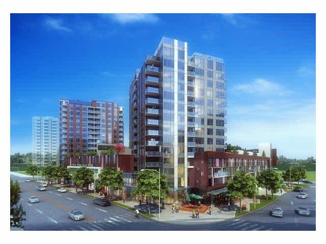 Main Photo: #1010 - 7488 LANSDOWNE RD in RICHMOND: Brighouse Condo for sale (Richmond)  : MLS®# V1064040