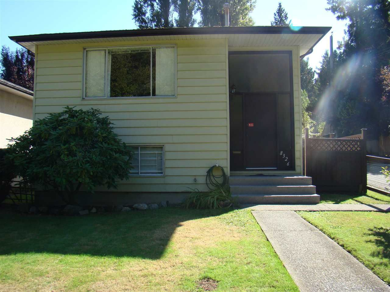 Main Photo: 8326 17TH AVENUE in Burnaby: East Burnaby House for sale (Burnaby East)  : MLS®# R2211776
