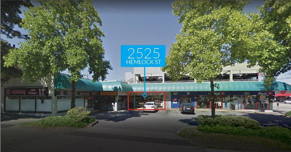 Main Photo: ~ HEMLOCK & W BROADWAY ~ in : Fairview Business for sale : MLS®# C8017849