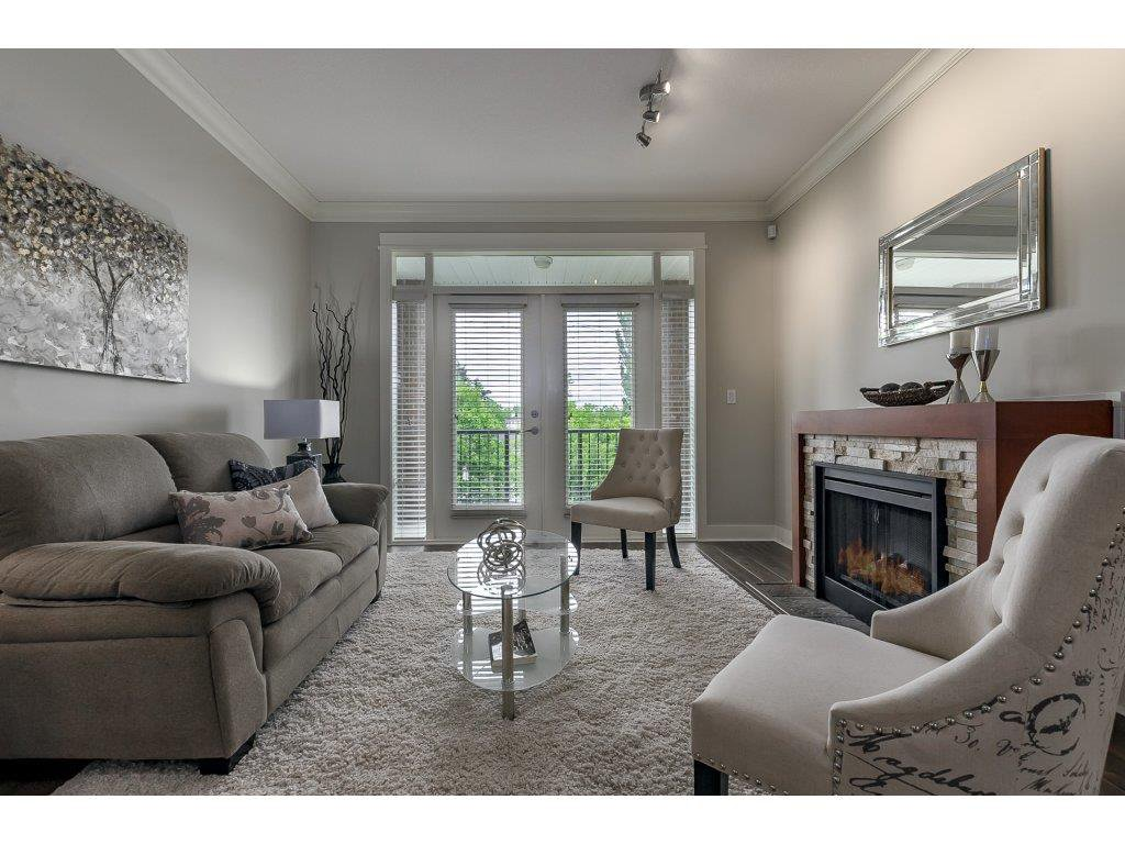 "Main Photo: 318 5430 201 Street in Langley: Langley City Condo for sale in ""The Sonnet"" : MLS®# R2282213"