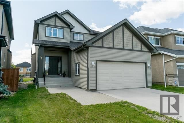 Main Photo: 18 Purple Sage Crescent in Winnipeg: Sage Creek Residential for sale (2K)  : MLS®# 1820300