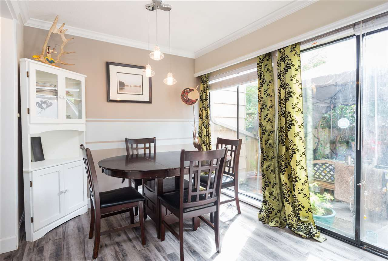 """Main Photo: 52 10545 153 Street in Surrey: Guildford Townhouse for sale in """"Guildford Mews"""" (North Surrey)  : MLS®# R2294818"""