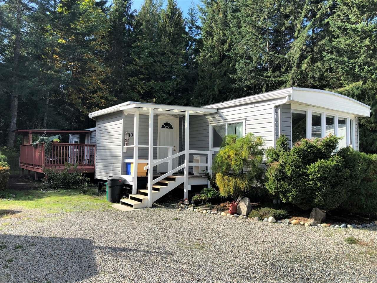 Main Photo: 10 3704 MELROSE ROAD in QUALICUM BEACH: PQ Errington/Coombs/Hilliers Manufactured Home for sale (Parksville/Qualicum)  : MLS®# 799188