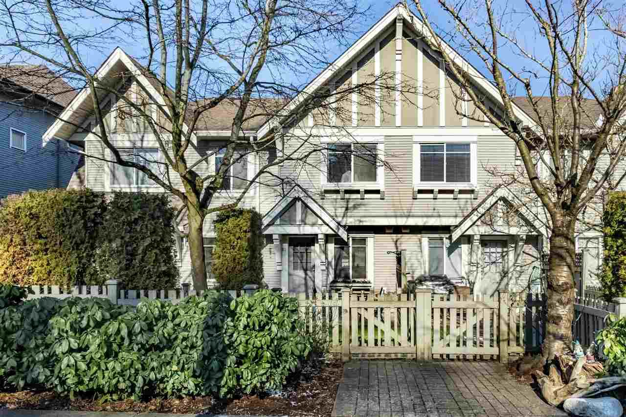 "Main Photo: 61 15175 62A Avenue in Surrey: Sullivan Station Townhouse for sale in ""Brooklands"" : MLS®# R2338898"