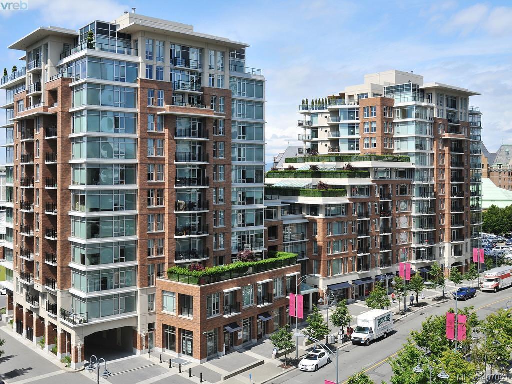 Main Photo: N302 737 Humboldt Street in VICTORIA: Vi Downtown Condo Apartment for sale (Victoria)  : MLS®# 407041