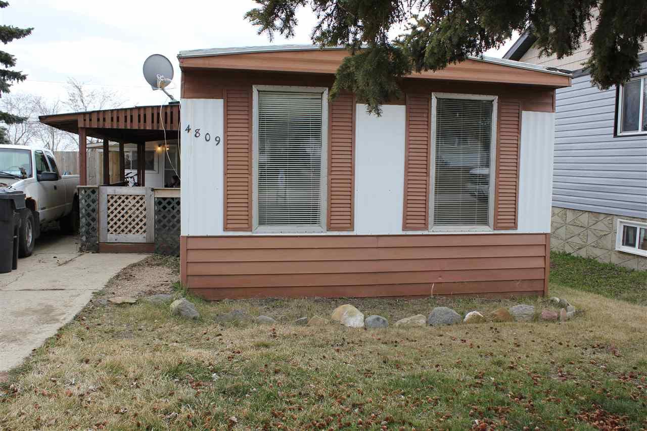 Main Photo: 4809 52 Avenue: Elk Point House for sale : MLS®# E4148761