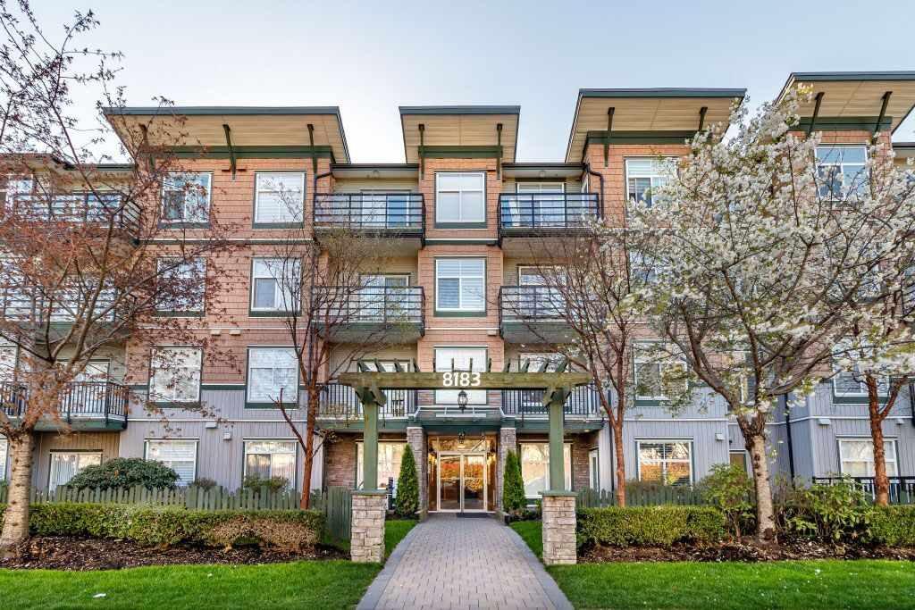 "Main Photo: 405 8183 121A Street in Surrey: Queen Mary Park Surrey Condo for sale in ""CELESTE"" : MLS®# R2359294"