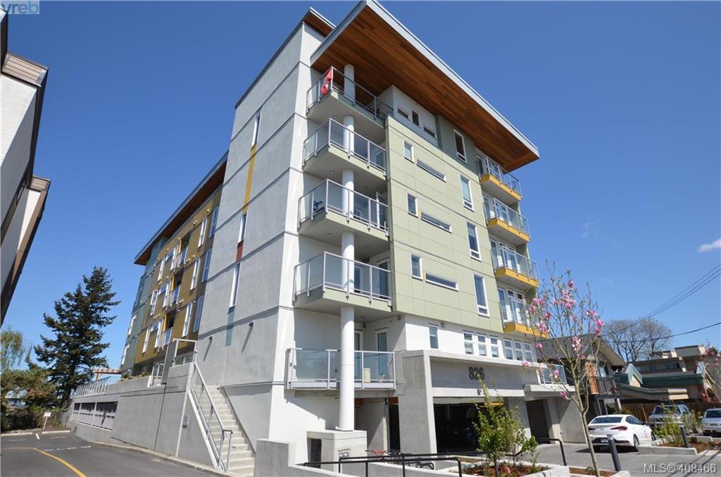 Main Photo: 401 826 Esquimalt Rd in VICTORIA: Es Esquimalt Condo for sale (Esquimalt)  : MLS®# 811790