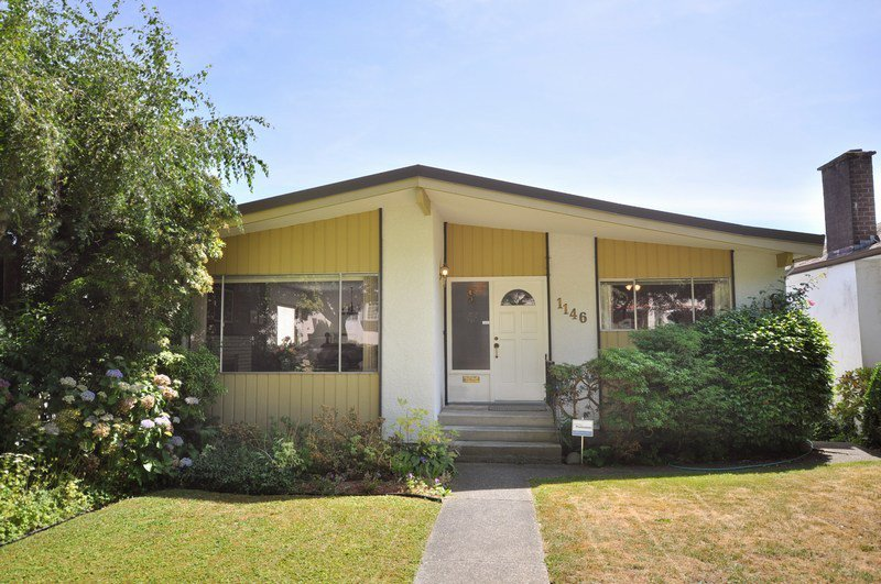 Main Photo: 1146 East 62nd Ave in Vancouver: South Vancouver Home for sale ()  : MLS®# V776128