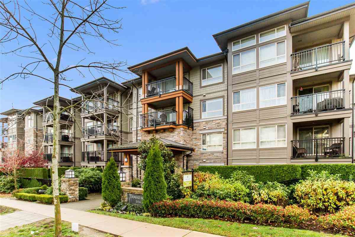 "Main Photo: 316 3156 DAYANEE SPRINGS Boulevard in Coquitlam: Westwood Plateau Condo for sale in ""TAMARACK"" : MLS®# R2455301"
