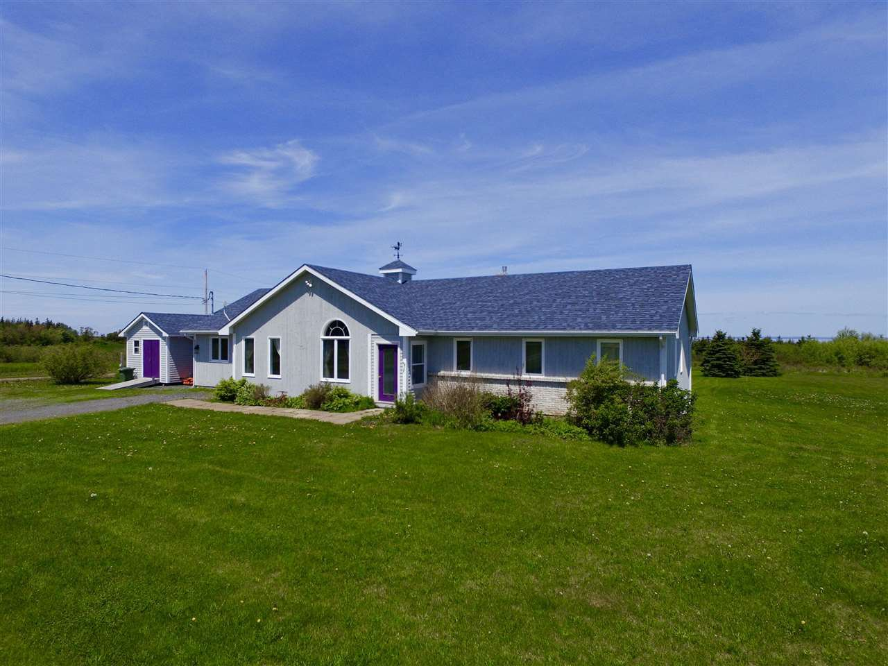 Main Photo: 3239 Highway 6 in Seafoam: 108-Rural Pictou County Residential for sale (Northern Region)  : MLS®# 202008960