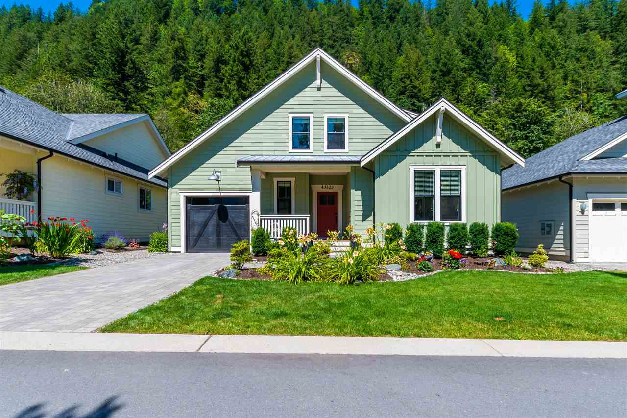 "Main Photo: 43323 OLD ORCHARD Lane in Cultus Lake: Columbia Valley House for sale in ""CREEKSIDE MILLS AT CULTUS LAKE"" : MLS®# R2472904"