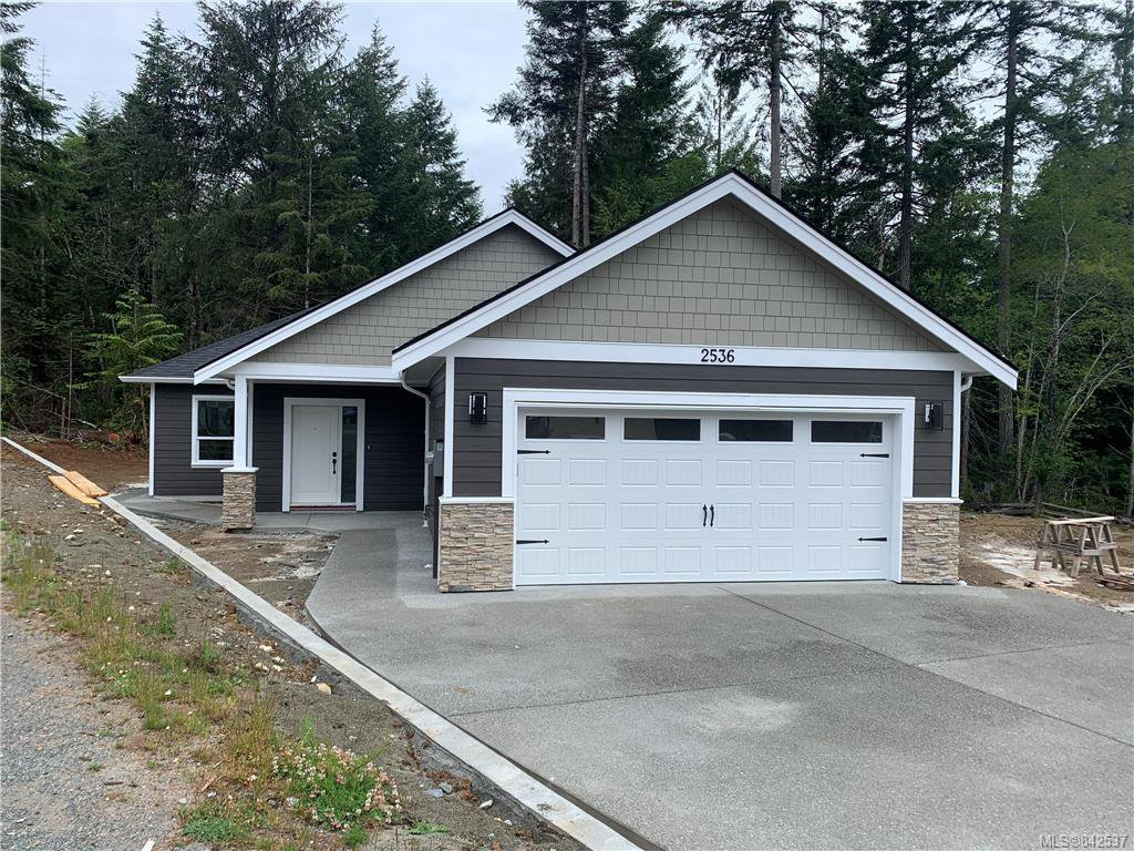 Main Photo: 2536 West Trail Crt in Sooke: Sk Broomhill Single Family Detached for sale : MLS®# 842537
