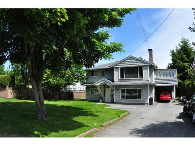 Main Photo: 7660 RAILWAY Avenue in Richmond: Granville House for sale : MLS®# V894646