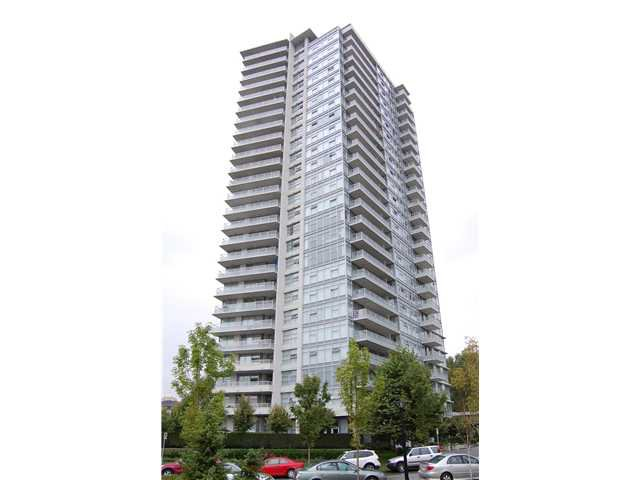 Main Photo: # 2708 2289 YUKON CR in Burnaby: Brentwood Park Condo for sale (Burnaby North)  : MLS®# V999277