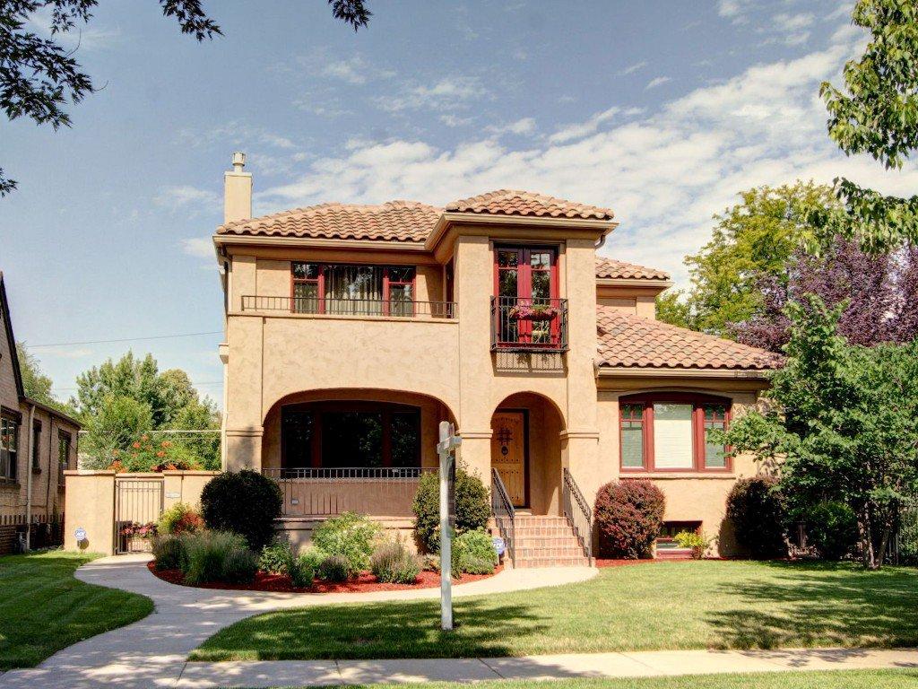 Main Photo: 1115 S. Downing Street in Denver: House for sale (Washington Park)  : MLS®# 9293276