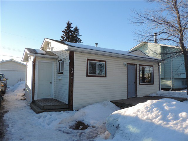 Main Photo: 9216 78A Street in Fort St. John: Fort St. John - City SE House for sale (Fort St. John (Zone 60))  : MLS®# N233928
