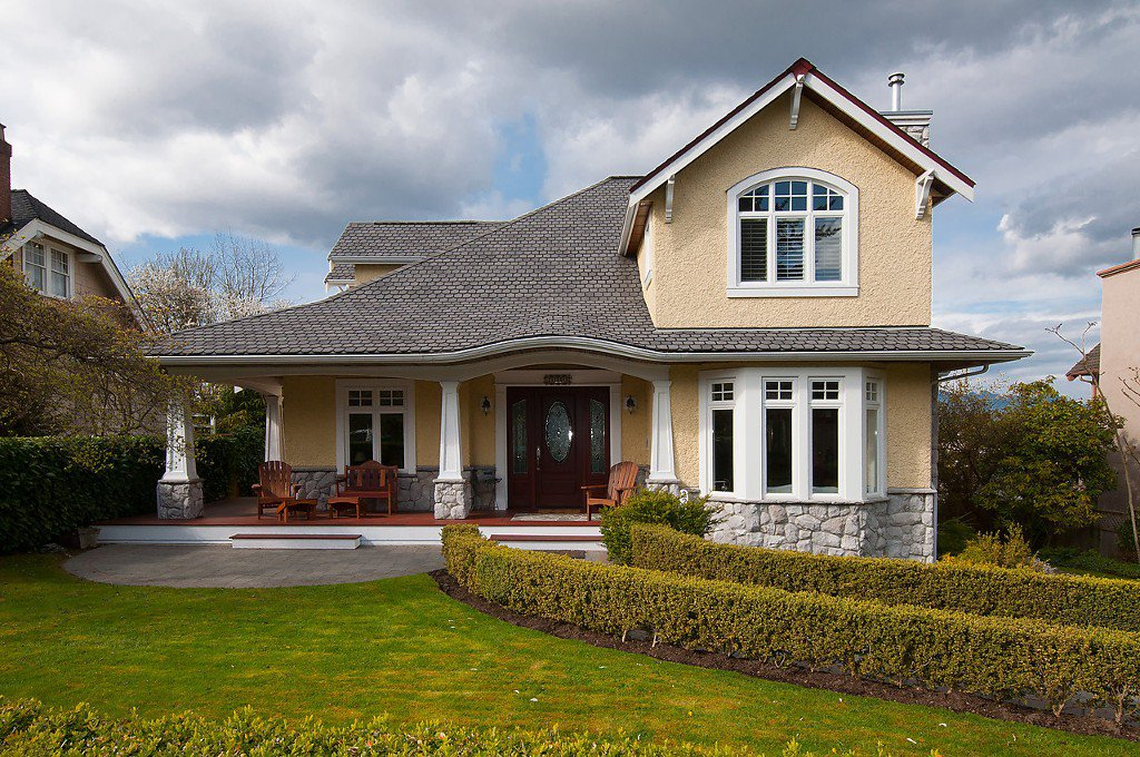 Main Photo: 2235 W 34TH Avenue in Vancouver: Quilchena House for sale (Vancouver West)  : MLS®# V1059168