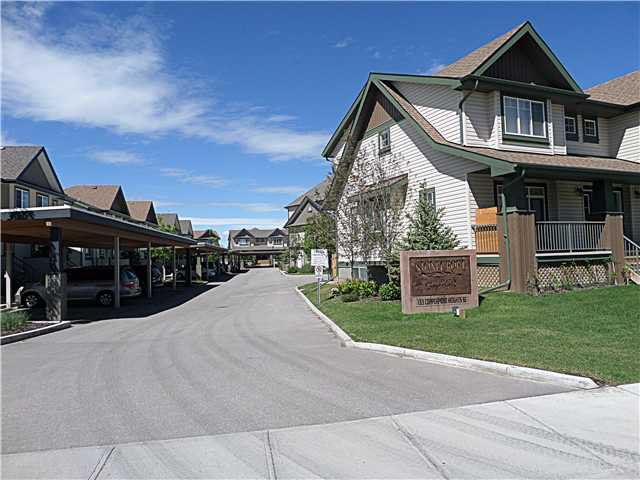 Main Photo: 2 133 COPPERPOND Heights SE in : Copperfield Townhouse for sale (Calgary)  : MLS®# C3622800