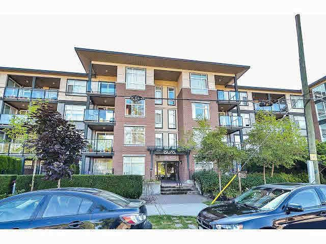 """Main Photo: 408 10788 139TH Street in Surrey: Whalley Condo for sale in """"AURA"""" (North Surrey)  : MLS®# F1425394"""