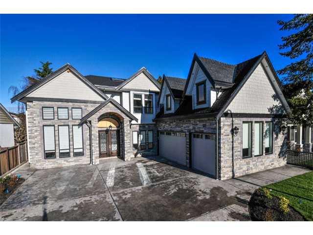 Main Photo: 3531 SPRINGFIELD Drive in Richmond: Steveston North House for sale : MLS®# V1100317