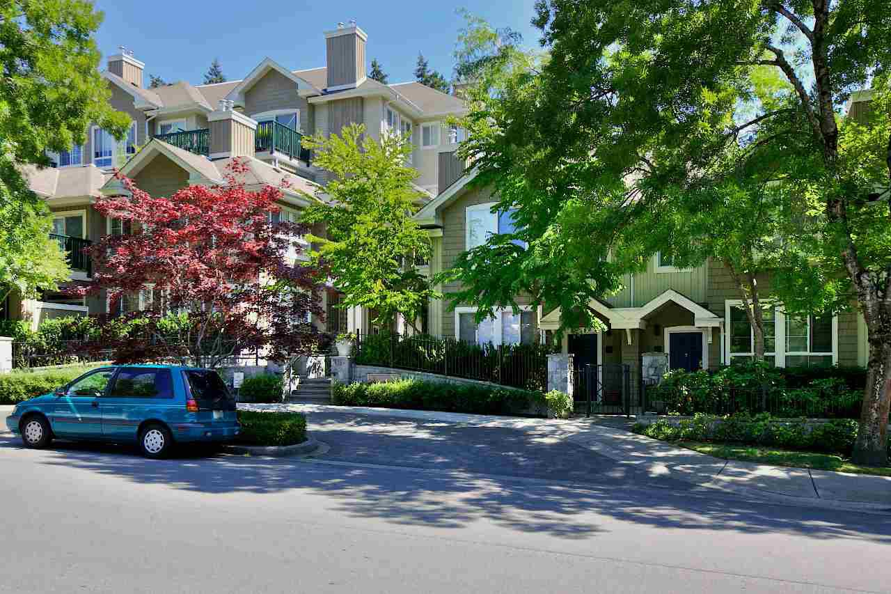 "Main Photo: 110 5605 HAMPTON Place in Vancouver: University VW Condo for sale in ""PEMBERLY"" (Vancouver West)  : MLS®# R2018785"