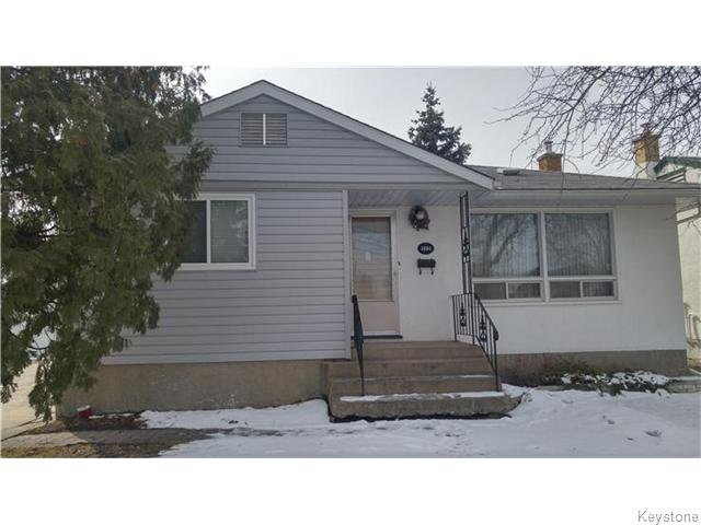 Main Photo: 512 Melbourne Avenue in Winnipeg: East Kildonan Residential for sale (North East Winnipeg)  : MLS®# 1606328