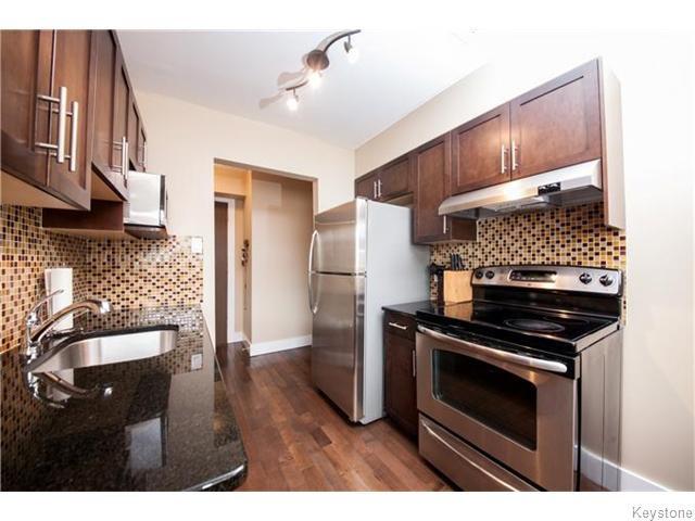 Photo 6: Photos: 108 Chandos Avenue in Winnipeg: Norwood Flats Condominium for sale (2B)  : MLS®# 1619043