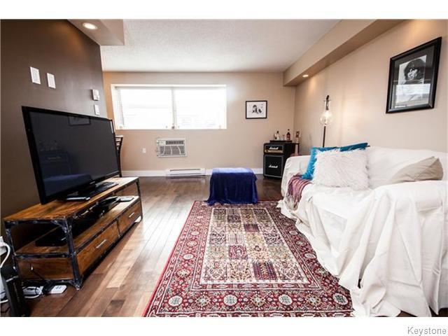 Photo 4: Photos: 108 Chandos Avenue in Winnipeg: Norwood Flats Condominium for sale (2B)  : MLS®# 1619043