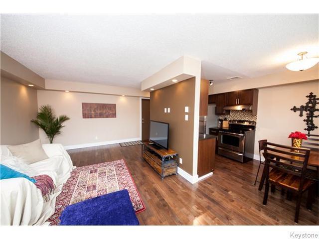 Photo 3: Photos: 108 Chandos Avenue in Winnipeg: Norwood Flats Condominium for sale (2B)  : MLS®# 1619043