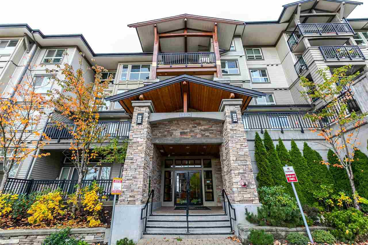 "Main Photo: 201 1330 GENEST Way in Coquitlam: Westwood Plateau Condo for sale in ""LANTERNS AT DAYANEE SPRINGS"" : MLS®# R2119194"