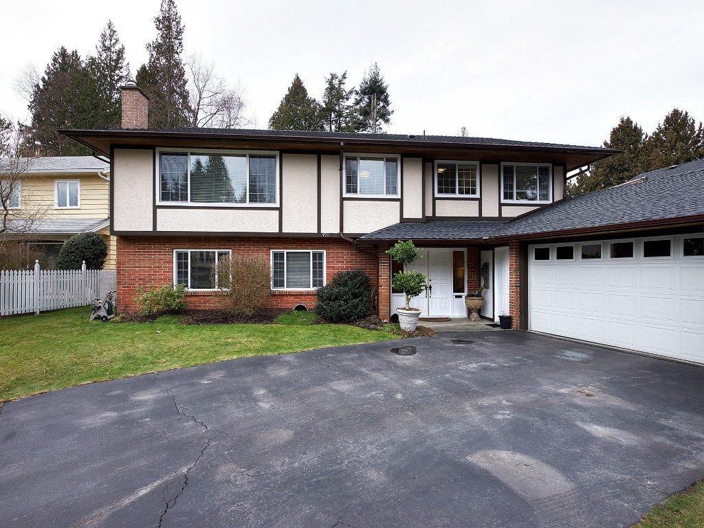 Main Photo: 4951 STEVENS Drive in Delta: Tsawwassen Central House for sale (Tsawwassen)  : MLS®# R2142826