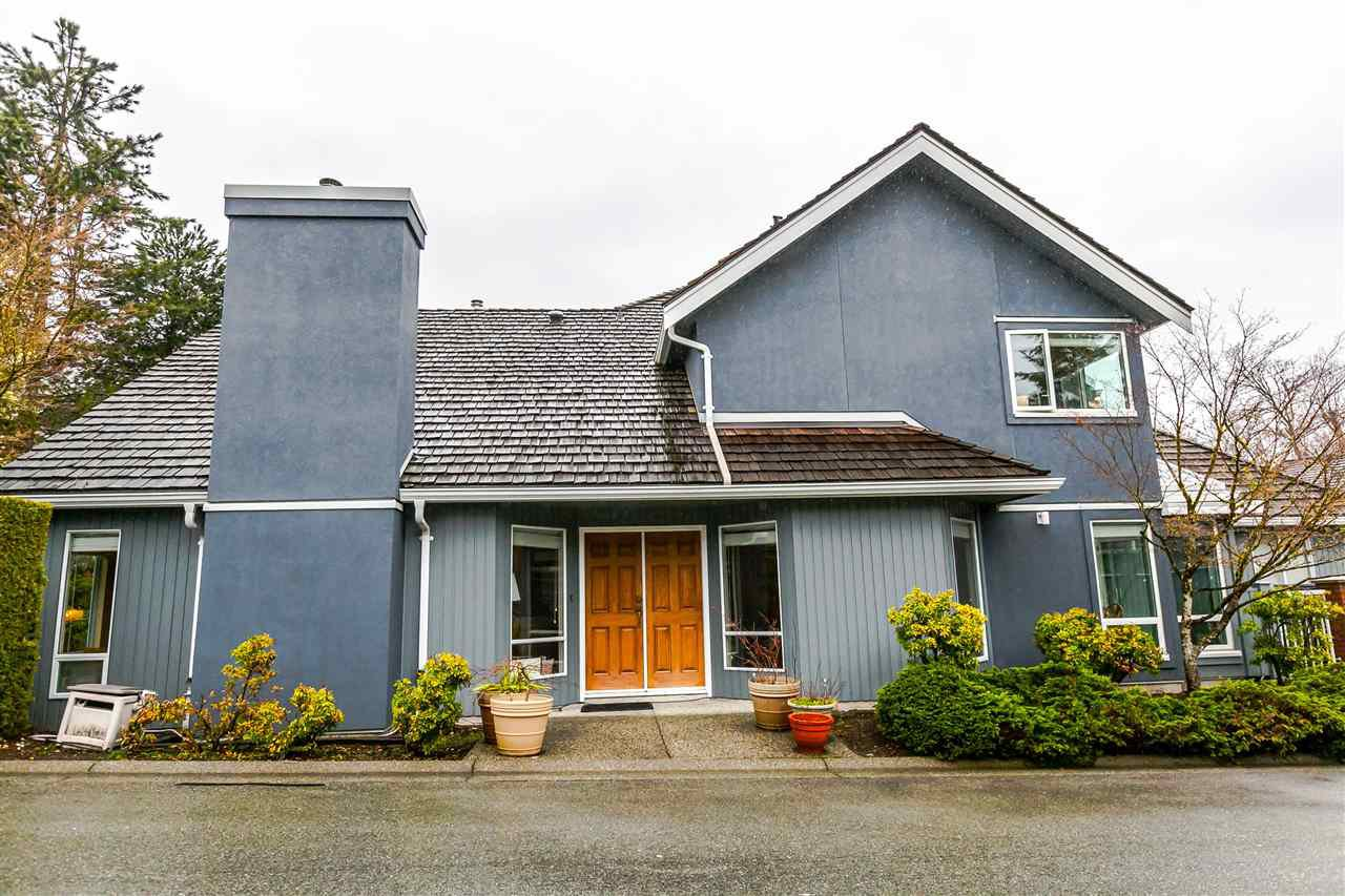 Main Photo: 10 1925 INDIAN RIVER CRESCENT in North Vancouver: Indian River Townhouse for sale : MLS®# R2147071