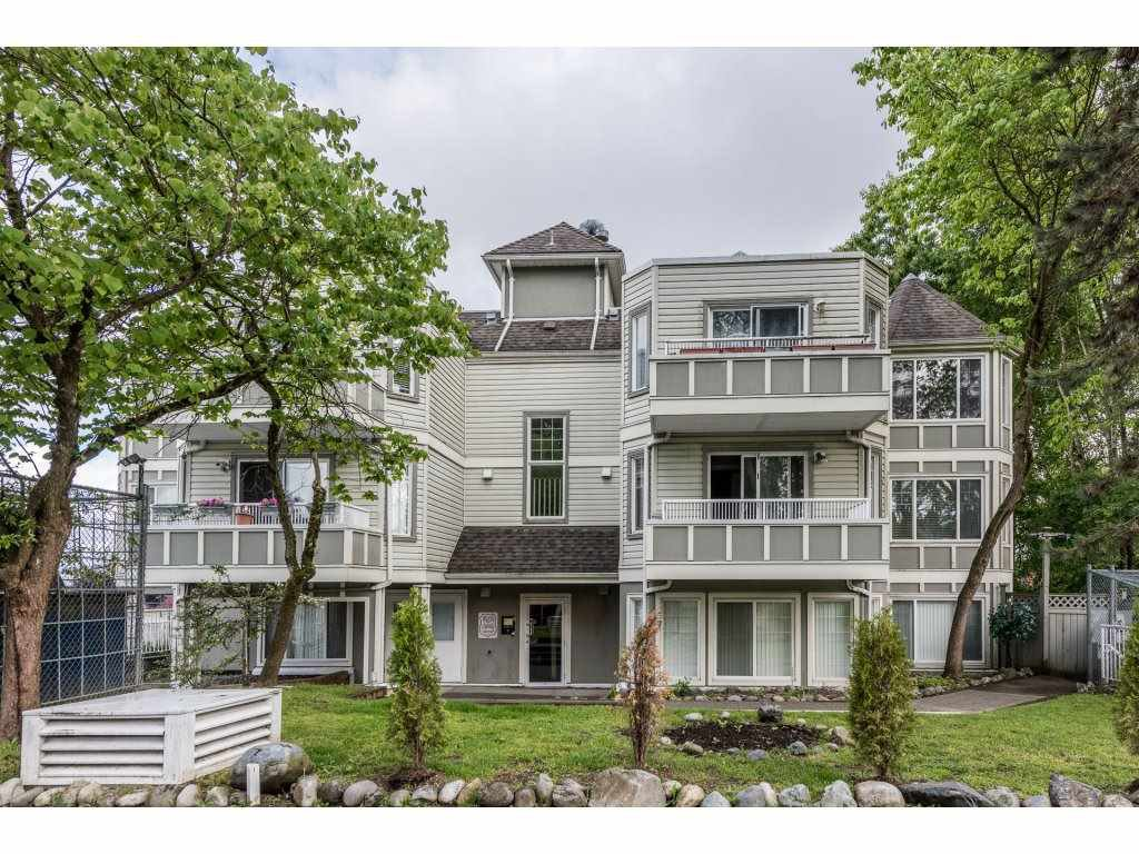 Main Photo: 106 13226 104 AVENUE in Surrey: Whalley Condo for sale (North Surrey)  : MLS®# R2175290