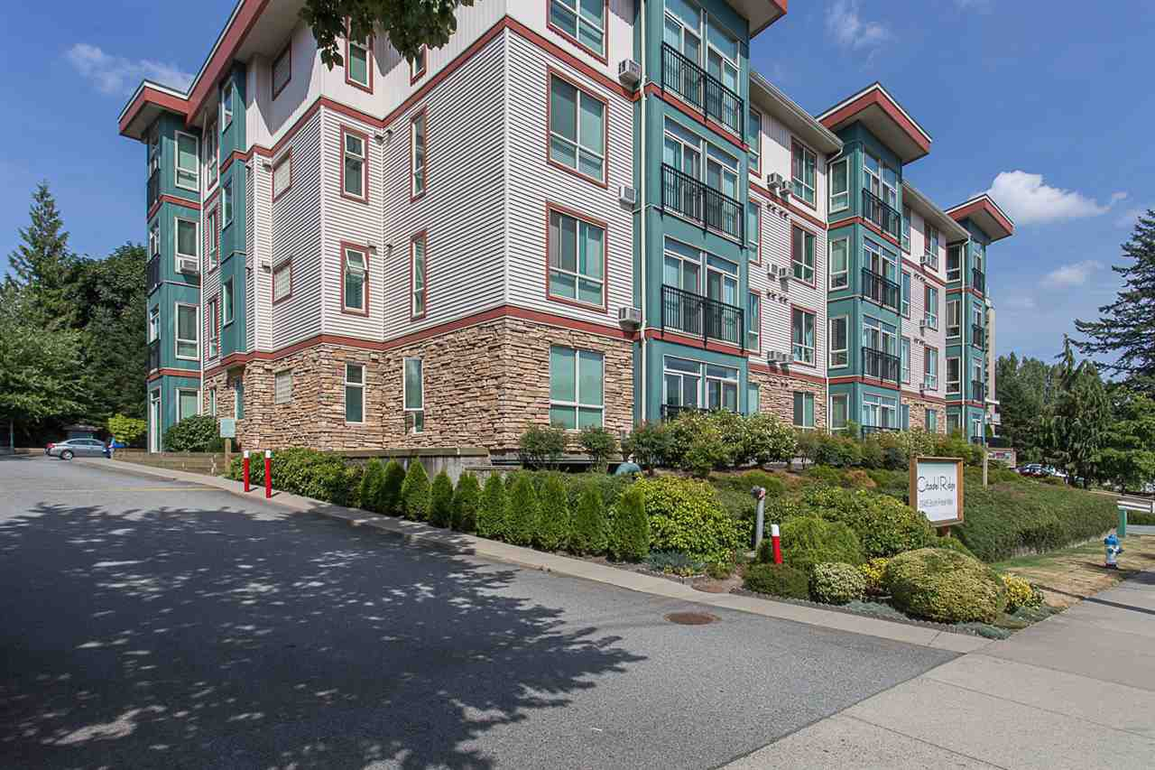Main Photo: 306 33485 SOUTH FRASER Way in Abbotsford: Central Abbotsford Condo for sale : MLS®# R2235703