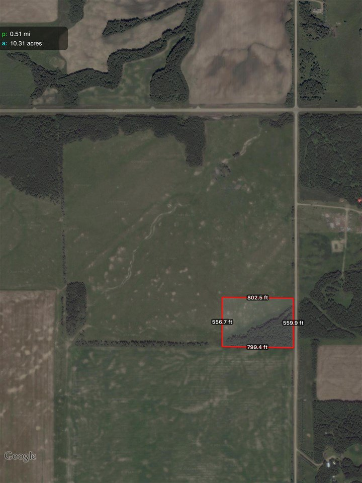 Main Photo: HWY 616 RR 14: Rural Leduc County Rural Land/Vacant Lot for sale : MLS®# E4102866