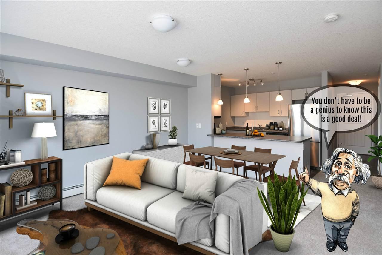 Main Photo: 301 9113 111 Avenue in Edmonton: Zone 13 Condo for sale : MLS®# E4104741